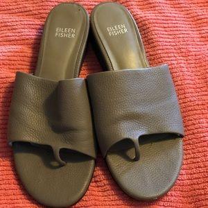 Eilleen Fischer Sandals